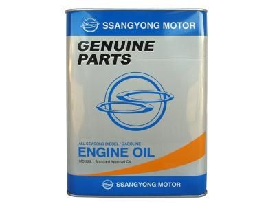 SsangYong All Seasons Diesel/Gasoline SAE 10W40 (MB 229.1)