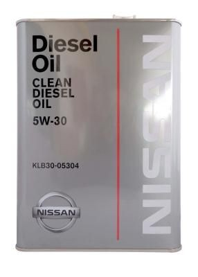 Nissan Clean Diesel Oil 5W30 DL-1